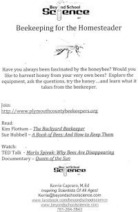 Kerrie's Bee resource list img055