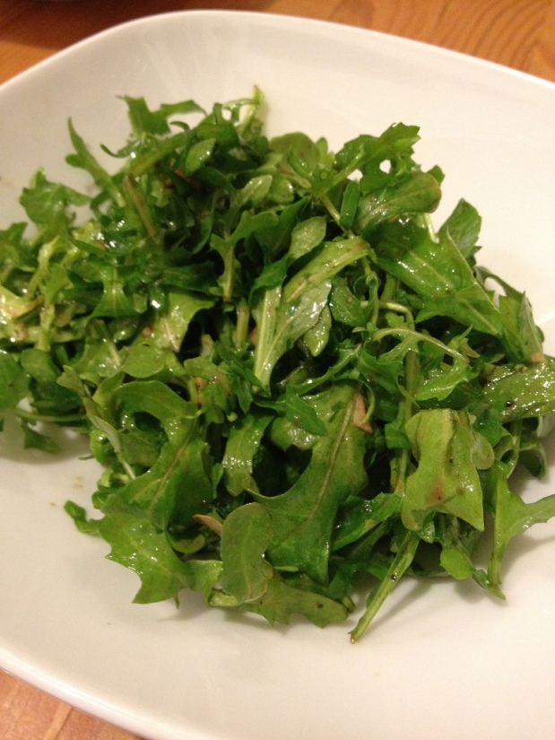 Arugula: The Sexiest of the Summer Greens