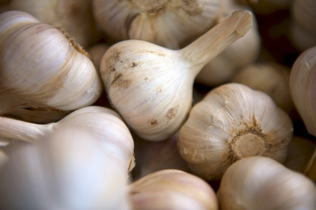 From zapping zits to gluing things together, garlic is truly a versatile vegetable.